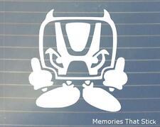 Honda Devil Man Car Window Bumper JDM  VW Euro DUB Vinyl Decal Sticker