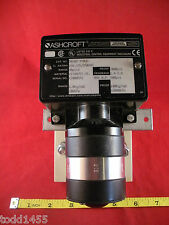 Ashcroft D420V XTMUD Pressure Switch 15a 125-250v ac Range 30 psi Nnb New
