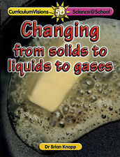 Wechsel von Volumenkörpern auf Flüssigkeiten in Gasen (Science@School) von knapp, Brian