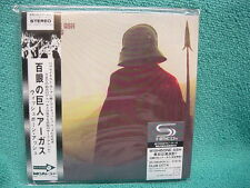 WISHBONE ASH Argus 2 Discs Deluxe Edition JAPAN Mini LP SHM 2 CD 1972 3rd