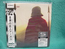 WISHBONE ASH Argus 2 Discs Deluxe Edition JAPAN Mini LP SHM 2 CD 1972 3rd