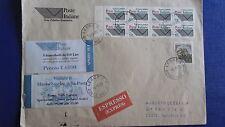 REPUBBLICA ITALIANA FDC 1995 ENTE POSTE ITALIANE 8 V. DEL 850 LIRE NON DENT.T130