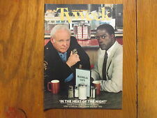 March 26, 1989 Chicago Tribune TV Week(HOWARD  ROLLINS/IN THE HEAT OF THE NIGHT)