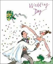 Quentin Blake Wedding Day Greeting Card Popular Range Greetings Cards