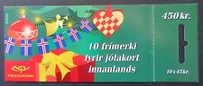 Iceland 2002 Christmas Booklet. CTO.