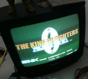 The king of fighters 2000 KOF 00 Neo Geo MVS SNK  Authentic Please Read