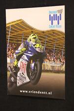 "Card Yamaha YZR-M1 #46 Valentino Rossi (ITA) ""Vrienden TT Circuit Assen"" (HW)"