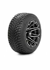 Set 4 ITP 12 SS LSI Sti Aluminum Alloy Golf Cart Car Rims Wheels & Tires Mounted