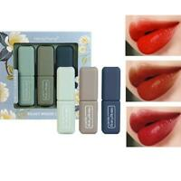 6pcs HengFang Nude Matte Lipstick Waterproof Long Lasting Lip Stick Makeup