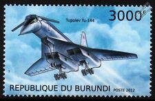 Tupolev Tu-144 ruso avión supersónico avión Sello (2012)