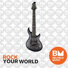 ESP Ltd Jr-608 Javier Reyes Electric Guitar 8-string Maple Faded Blue Sunburst