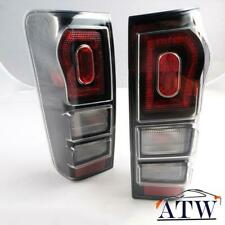 Fit For Isuzu D-Max 2012-2014 LED Tail Light Lamp Rear Clear Eagle Eyes