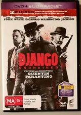 Django Unchained (Jamie Foxx) DVD in GREAT condition (Region 2/4/5)