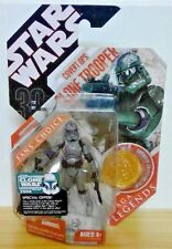 Star Wars 30th Anniversary Covert Ops Clone Trooper NOC 2007 Includes Star Case