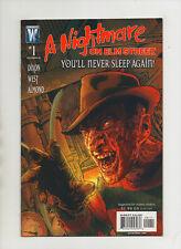 A Nightmare On Elm Street #1 - Chuck Dixon Freddy Kruger - (Grade 9.2) 2006