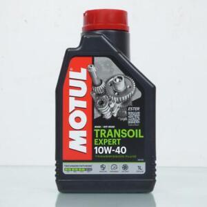 Öl -kasten Motul SAE 10W40 Transoil Experte IN Kanister Von 1 Liter Neu