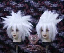 Cosplay Kostüme Anime NARUTO Perücke Kakashi wig Weiß