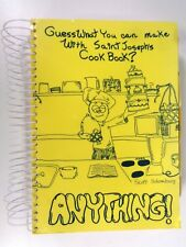 Saint Josephs Catholic School Cookbook Miesville Minnesota