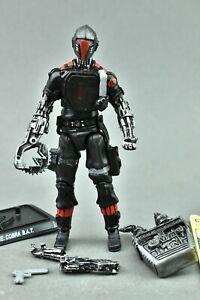 GI Joe 25th Cobra BAT Resolute 5 Pack Set Set 3.75