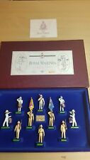 Britains Toy Soldiers- 5289 The Royal Marines
