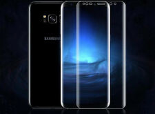 Samsung Galaxy S8 Plus Panzerfolie Soft Glas Schutzglas Display Schutz Folie 3D