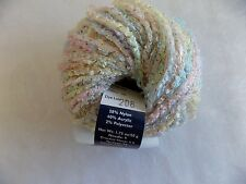 Twinkle NY Yarns Color 50 Soft Pastels Nylon Acrylic Polyester 1.75 oz Ball