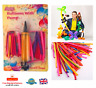 MAGIC MODELLING BALLOONS SET Coloured Balloon Kids Fun Party Craft Kit + PUMP