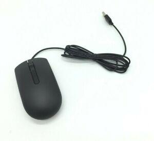 lot of 5 Dell Mouse USB Optical Scroll Wheel MS116p DV0RH 49PR0 MG46T