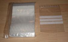 300 Tütchen Polybeutel 120 x 170 Druckverschlussbeutel mit Stempelfeld Zip Tüten