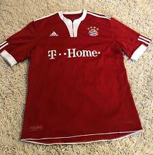 FC Bayern T Home T-Shirt XL Rot Neu