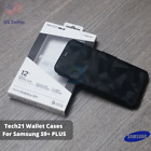 CLEARANCE NEW Case For Samsung Galaxy S9+ PLUS 📲 |Tech21 Evo Wallet-Camo Black