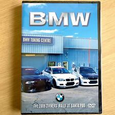 NEW SEALED - BMW - The 2009 Owners Rally At Santa Pod - Car Racing DVD - M3 E36