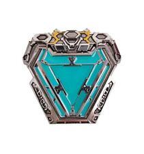 Marvel Iron Man Arc Reactor Magnetic Pin Replica