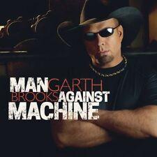 GARTH BROOKS Man Against Machine CD BRAND NEW