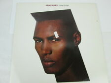 Grace Jones: Living My Life. Vinyl-LP, Island, Europe, 1982.