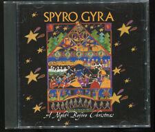 Spyro Gyra: A Night Before Christmas  (Telarc Distribution, 2008) CD