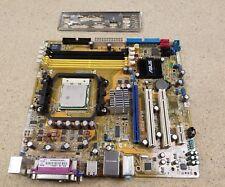 Asus M2A-VM Motherboard With I/O Shield AMD Athlon 64 x2