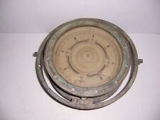 """WWII 1941 The Lionel Corporation Mark 1  U.S. Navy BU Ships Compass 8"""""""