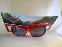 NWT Boys Kids DISNEY PIXAR CARS Sunglasses Lightning McQueen red 15