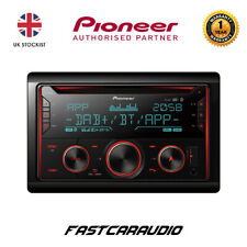 PIONEER FH-S820DAB CD MP3 USB AUX BLUETOOTH DAB IPHONE ANDROID DOUBLE DIN STEREO