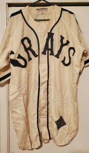 100% Authentic Negro League 1935 Homestead Grays jersey size XXL