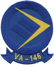 Attack Squadron 146 VA-146 United States Navy USN Embroidered Patch