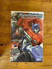 DW Dreamwave Transformers Armada #4 Unread Condition