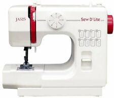 New Janome compact electric sewing machine sew D `Lite JA525