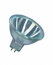3 x OSRAM DECOSTAR 51 STANDARD ALOGENO GU5.3 MR16 50W Spot Light Bulbs