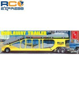 AMT 1/25 5-Car Haulaway Trailer AMT1193