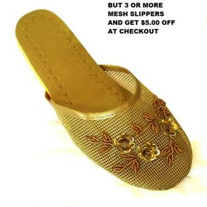 Women's Chinese Mesh Slippers ($5.00 OFF WHEN YOU BUY 3 OR MORE)
