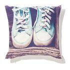 NUEVO clayre Chocks Funda de almohada Shabby Chic 40x40cm Zapatillas