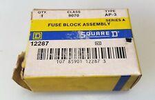 Square D 12287 Fuse Block Assembly