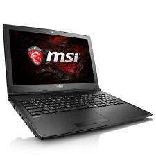 MSI GL62 7RD-083 i7-7700HQ, 32GB - 512GB SSD + 1TB HDD - Geforce GTX1050 - Win10